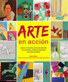 Este libro está concebido para acercar a los niños al mundo del arte con…