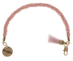 Bracelet Sam Or Rose Monsieur Simone  http://petitlien.fr/7x1u