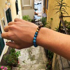 Miami - Tigrisszem és apatit Miami, Beaded Bracelets, Jewelry, Jewlery, Bijoux, Pearl Bracelets, Schmuck, Jewerly, Jewels