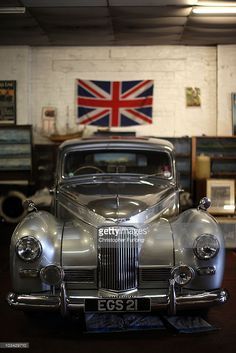 Humber Snipe formerly owned by HRH The Queen Mother amongst the classic collection of Humber cars owned by potato merchant Allan Marshall. Classic European Cars, Automobile, 1950s Car, Car Restoration, Queen Mother, Commercial Vehicle, Gmc Trucks, Classic Collection, Amazing Cars
