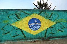 Top 12 du street art brésilien qui emmerde la coupe du monde