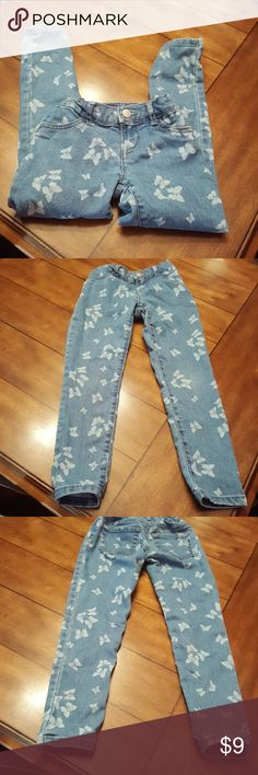 SIZE 6 CHILDREN'S PLACE JEGGINGS EUC SIZE 6 CHILDREN'S PLACE JEGGINGS WITH ADJUSTABLE WAIST. Children's Place Bottoms Jeans