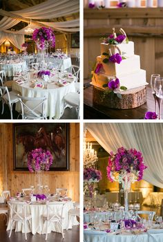 A Rustic Meets Modern Wedding at devilsthumbranch.com  / photography by @francesmarron