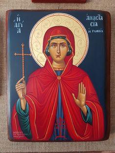 Αγία Αναστασία η Ρωμαία,  Saint Anastasia of Rome