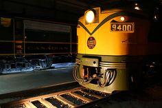Trains en lumière, 2 et 3 octobre 2015 / Illuminated Trains, October 2 & 3, 2015 / Exporail.org #exporail #trains #photos #rivesud #montreal #montérégie #railfans