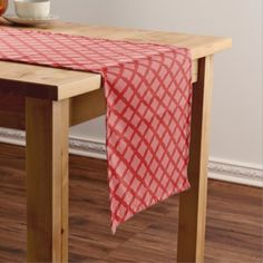 Classic pattern long table runner - kitchen gifts diy ideas decor special unique individual customized