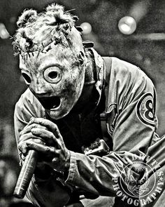 Cory Taylor of Slipknot