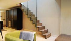 Private Commission – Kinnerton Place , Knightsbridge, London |  Diapo Staircase