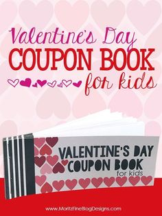 Give your kids a simple gift for Valentines Day this year. They will love this a… Give your kids a simple gift for Valentines Day this year. They will love this awesome free Valentines Day Coupon Book for Kids! Valentines Day History, Valentines Day Activities, Valentines Day Party, Valentines For Kids, Valentine Crafts, Valentine Games, Valentine's Day Quotes, Valentine's Day Printables, Parent Gifts