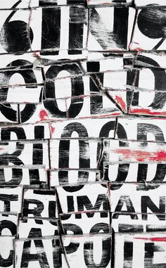 In Cold Blood | cover by Jon Gray