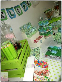 ★ Candy Bar Doky Para Felipe by Oh! Big Day★