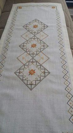 This Pin was discovered by Fyz Embroidery Applique, Cross Stitch Embroidery, Embroidery Patterns, Cross Stitch Boards, Cross Stitch Rose, Cross Stitch Pattern Maker, Cross Stitch Patterns, Palestinian Embroidery, Swedish Weaving