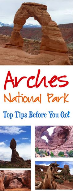 Arches National Park Utah!  Best Hikes, Arches, What to Wear, and Tips for Traveling With Kids! | at NeverEndingJourneys.com