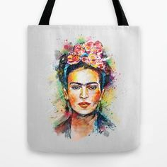 Affiche Art-Poster 50 x 70 cm Frida Kahlo by Tracie Andrews Arte Pop, Canvas Artwork, Canvas Prints, Art Prints, Lino Prints, Block Prints, Pop Art, Kahlo Paintings, Art Paintings
