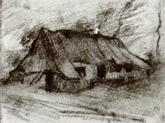 Vincent van Gogh: The Drawings (Cottage) 1885