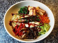Korean  Yum to Try