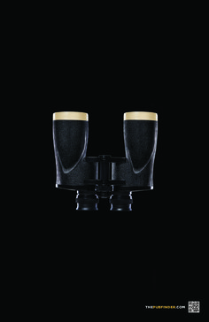 Guinness: The Pubfinder, Binoculars