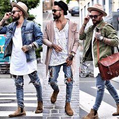 💻 Digital Influencer ✉️ modamasculinatop@gmail.com 📱 KIK: modamasculinatop Men's Fashion | Publicidade | Advertising
