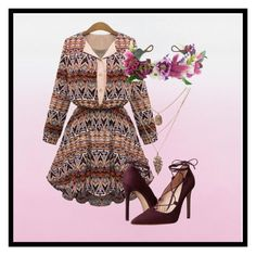 """Random"" by plainjanestyling on Polyvore featuring Massimo Matteo and Rock 'N Rose"