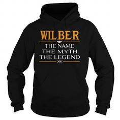 Awesome Tee Wilber Legend Name Wilber  TeeForWilber T shirts