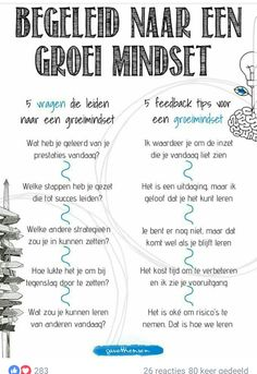 Leerlingen begeleiden volgens de groeimindset of growth mindset. Zen Mode, Visible Learning, Burn Out, Leader In Me, Positive Mindset, Success Mindset, Fixed Mindset, Motivation, Kids Education