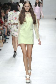 Carven READY-TO-WEAR SPRING/SUMMER 2014