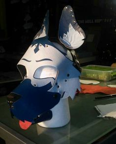 New pup hood Wolf Mask, Puppy Play, Pet Stuff, Gay Pride, Kinky, Playroom, Dogs And Puppies, Kitten, Dreams