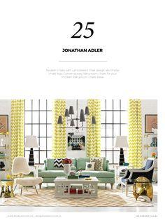 Современные стулья Блог представляет 100 современных идей стульев. Здесь вы найдете мягкий стул - бархатные стулья и кожаные обеденные стулья - стулья для гостиной, кресла для поворотного бара и стулья для домашнего офиса.