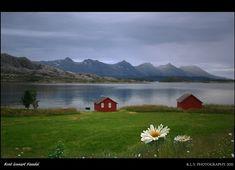 The seven sisters - Helgeland.