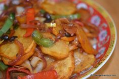 """How do you say """"yum"""" in Chinese. These potatoes were perfectly seasoned and I could not get enough of them! Hunan food is known to be spicy and from the few dishes I have made so far I …"""