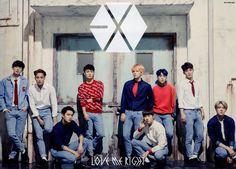 [SCAN/HQ] LOVE ME RIGHT JAPAN ALBUM - EXO-L-JAPAN 限定盤 :: OliV*올리브