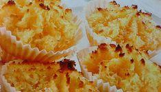 Coquinhos Rapidíssimos de fazer e ainda mais de comer - Receitas muito fáceis Ketogenic Recipes, Keto Recipes, Party Sweets, Portuguese Recipes, Muffin Recipes, Keto Dinner, No Bake Desserts, Sweet Recipes, Macaroni And Cheese