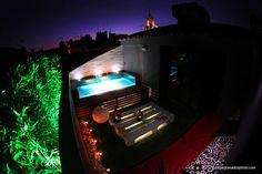 Enséñanos tu casa: la pequeña pero impresionante terraza de Edgar