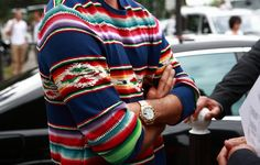 i like my men in aztec