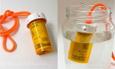 These DIY Ideas For Empty Prescription Bottles Can Really Save You A Fortune... - Page 16