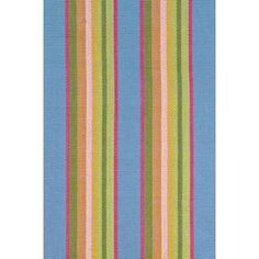 Dash and Albert Rugs Woven Nantucket Cotton Contemporary Rug - RP04