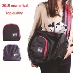 New arrival Pets Portable Folding Storage Bags dogs cats single shoulder backpack products doggy handbag pet products bags 1pcs