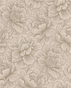 flourish cream wallpaper by graham and brown
