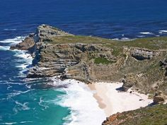 Cape Point, South Africa..... has an energy that makes you want to stay.  Once it is in your heart, it will always be there:)