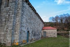 Iglesia del Monasterio de Fiaes en Melgaço ~ Turismo en Portugal