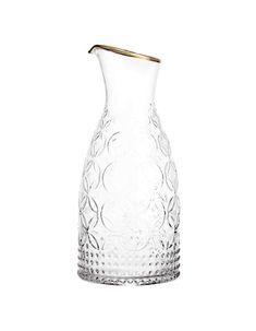 H&M Home : notre sélection déco à moins de 40 € - Elle Décoration Grand Vase En Verre, Vase Design, Grands Vases, H & M Home, Carafe, Decoration, Large Laundry Basket, Large Storage Baskets, Dekoration