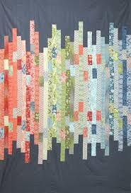 quilt using scraps