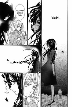 Vampire knight Memories cap 15 , Yuuki kuran y Maria kurena. Vampire Hunter, Vampire Knight, Anime Films, Anime Characters, Matsuri Hino, Shoujo, Geek Stuff, Kawaii, Drawings
