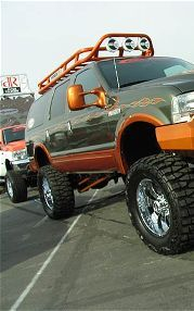 lifted real Ford trucks Twitter @Gmcguys Custom Lifted Trucks, 4x4 Trucks, Cool Trucks, Suv Cars, Race Cars, Muddy Trucks, American Auto, Ford Excursion, Bad Azz