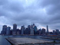 New York, from Brooklin