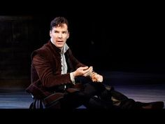 ▶ Benedict Cumberbatch as Rosencrantz in Tom Stoppard Play | Great Performances | PBS - YouTube