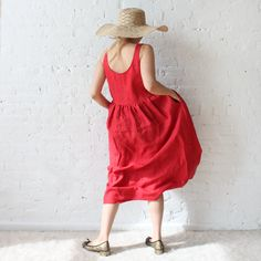 rennes Meeting Dress Red