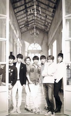 Infinite - beautiful men and beautiful architecture. Infinite Members, L Infinite, Lee Sungyeol, Nostalgia, Nam Woo Hyun, Kim Myung Soo, Myungsoo, Woollim Entertainment, My Destiny