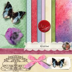 Nisan 14 and Cerise Fusion Card, Jesus Lives, Free Digital Scrapbooking, The Covenant, Finding Yourself, Cherry, Creative