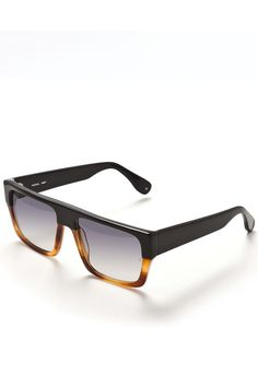GOOD AS GOLD — SUNDAY SOMEWHERE MBP Sunglasses, black/mid brown demi    http://www.goodasgold.co.nz/collections/sunday-somewhere